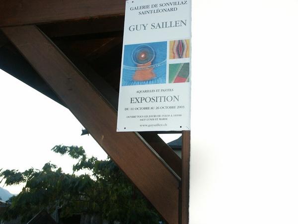 galeri-entre galerie affiche