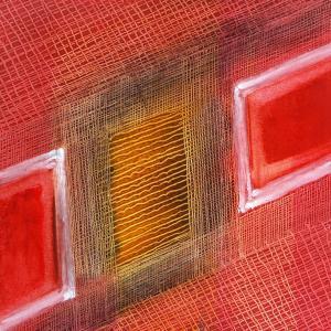 4-10 pastel rouge 21-21 cadre 30-30