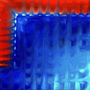 4-3 pastel-bleu-rouge 21-21 cadre 30-30